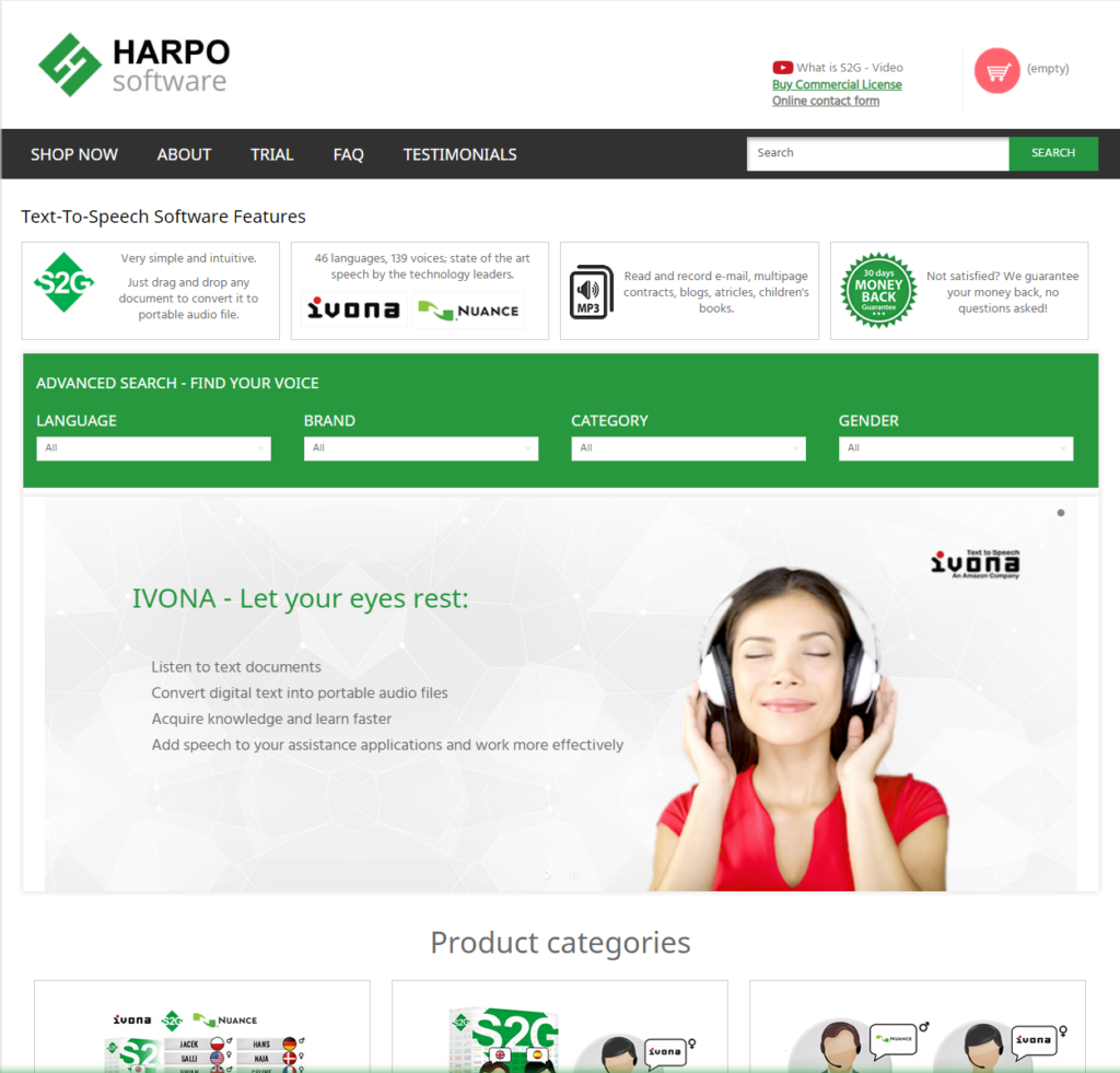 harposoftware